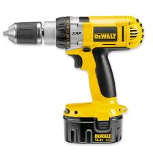 Where to find DEWALT CORDLESS DRILL 1 2  18V in Ypsilanti