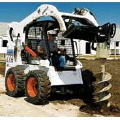 Where to rent AUGER ATTACHMENT BOBCAT in Ypsilanti MI
