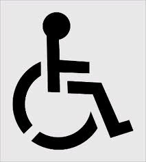 Where to find PAINT STENCILS HANDICAP in Ypsilanti