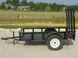 Where to find TRAILER 5 X 8  WITH EQUIPMENT RENTAL in Ypsilanti