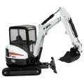 Where to rent EXCAVATOR, BOBCAT E-35  ENCLOSED CAB in Ypsilanti MI