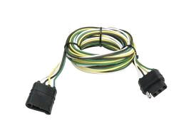 Where to find 4 WIRE FLAT EXTENSION FOR LIGHT ADAPTER in Ypsilanti